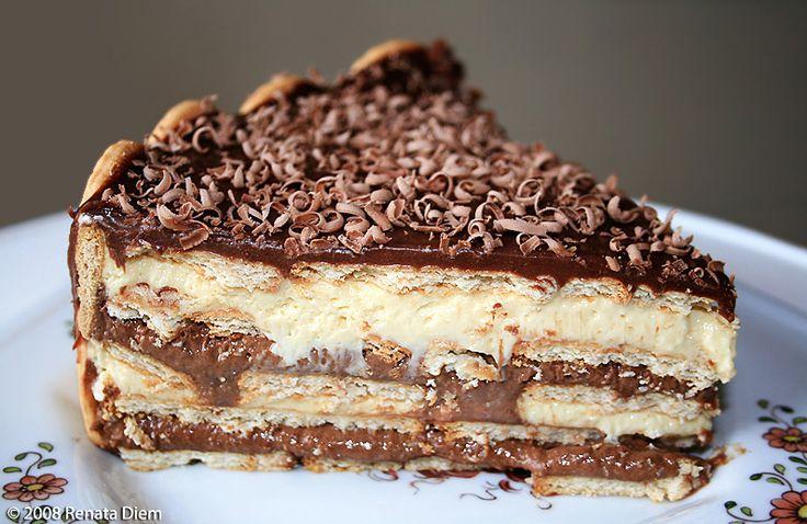 Chocolate Pie by Renata Diem, via 500px