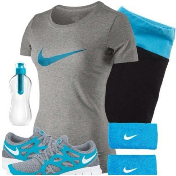 Not a lazy outfit. Great workout clothes. lovee the blue