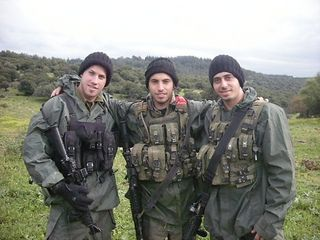 This is a pattern I developed when my knitting group wanted to make hats for IDF soldiers. Since then, thousands of hats from around the world have been knit, mailed to me and distributed to soldiers.