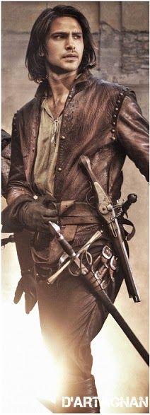 Peter Capaldi Three Musketeers | Saturday, December 28, 2013