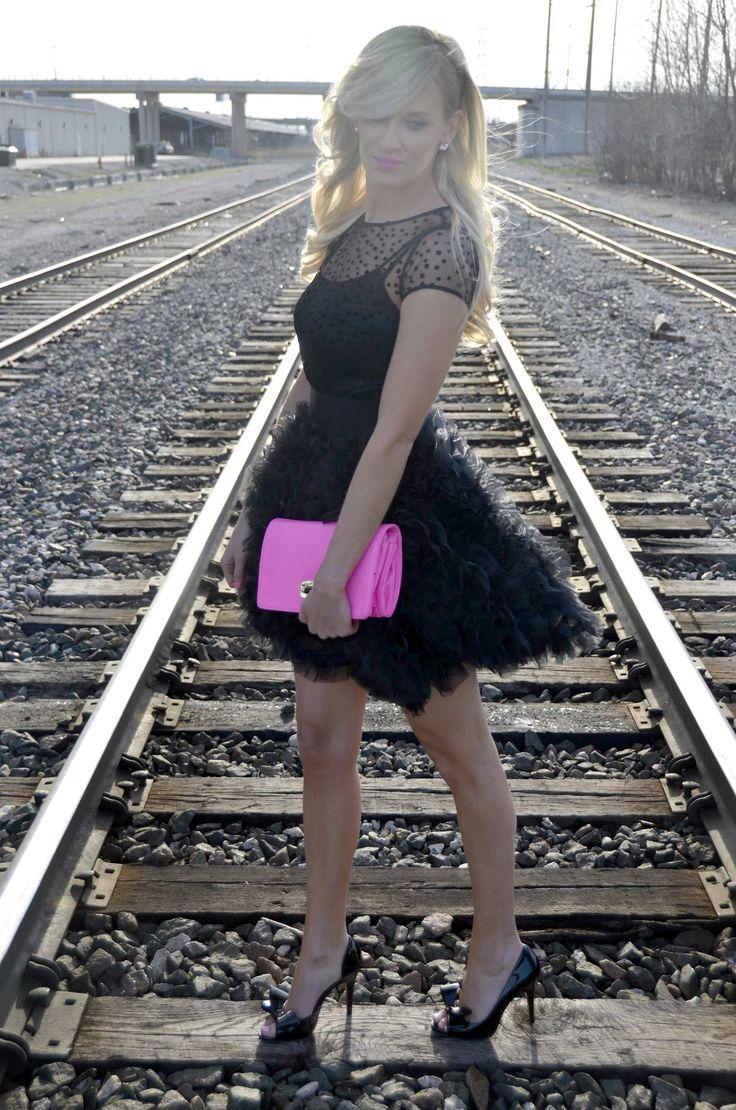 @jcpenney McKenna Bleu: Not so little black dress
