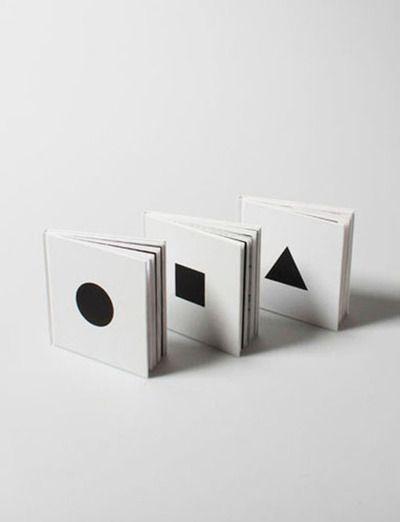 Bruno Munari: Der Kreis / Das Quadrat / Das Dreieck