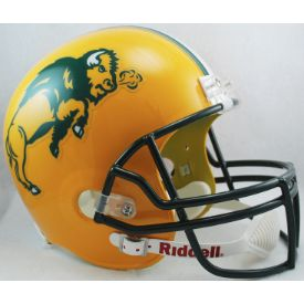 Old Ghost Collectibles - North Dakota State Bison NCAA Riddell Full Size Deluxe Replica Football Helmet, $86.99 (http://www.oldghostcollectibles.com/north-dakota-state-bison-full-size-riddell-replica-football-helmet/)