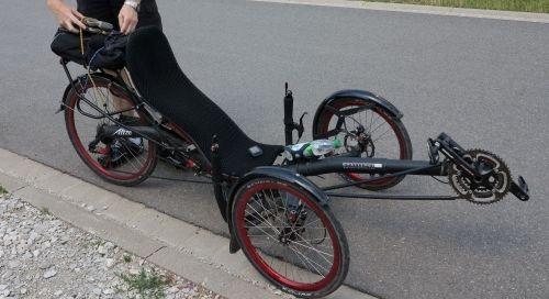 Challenge Alize 24'' - Liegerad - Trike - Velomobil - Pedelec - Liegerad Zubehör kaufen und verkaufen