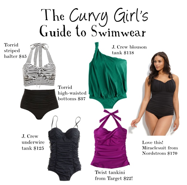 The Curvy Girl's Guide to Swimwear