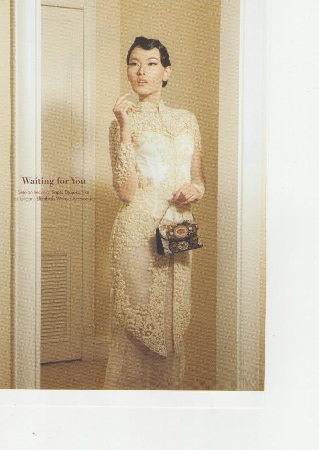 2012 Juli Agustus Le Marriage The Fidelity by Advan Matthew styled Dicky Irawan Kartawinata