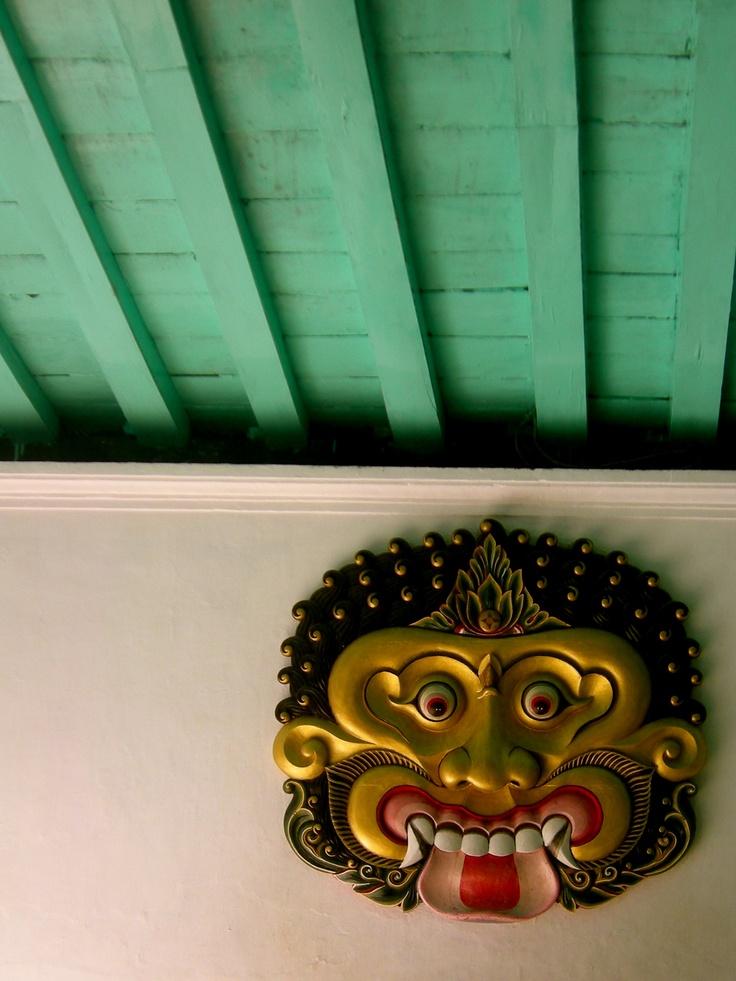 karaton ngayogyakarta hadiningrat // simply known as kraton jogja, this palace is undoubtedly regal and otherworldly.