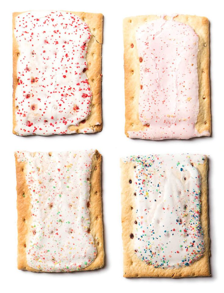 frosted pop tarts