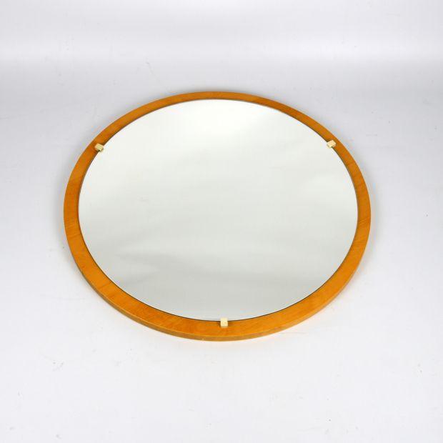 Lustro lata 70.   Mirror, 70s.   buy on Patyna.pl  #lustro #mirror #70s #1970s #reflection #inspiration #decoration #home #bathroom #retro #vntage #wooden #ThinkModern