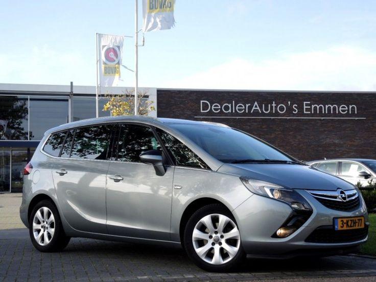 "Opel Zafira  Description: Opel Zafira Tourer 1.6 CDTI 136PK ECC/NAVIGATIE/17""LMV/PDC/CHROOM/CD/CV  Price: 148.81  Meer informatie"