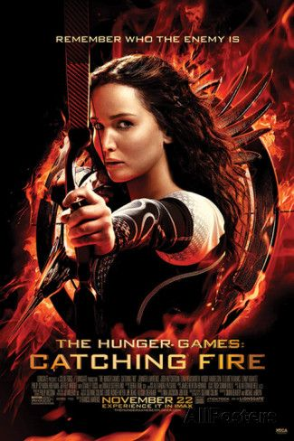 The Hunger Games - Catching Fire Print at AllPosters.com