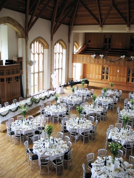Wedding Receptions Bedford School