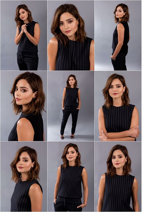 """ffaupdates: """" Site Update: Jenna Coleman - 7/28/16 [30 HQ Tagless Photos] Please consider a reblog to help spread awareness of our galleries. """""""