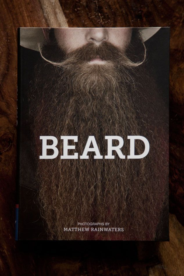 Part-time bearding is a hobby of mine.