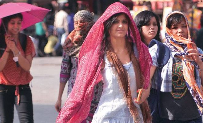 Humidity Levels  Rising to 78 per cent in Delhi