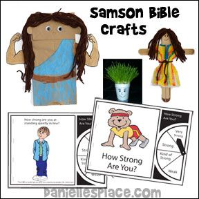 Samson and Delilah Bible Story Study Guide - ThoughtCo