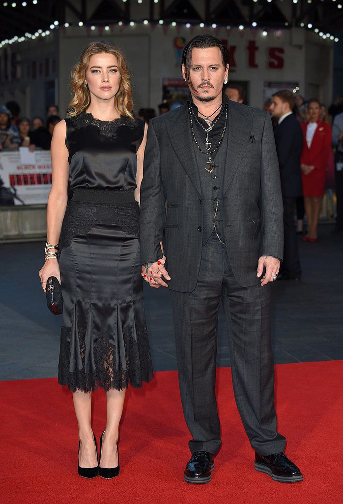 Johnny Depp and Benedict Cumberbatch Show Love For Their Dates on the Red  Carpet. Celebrity GossipCelebrity ...