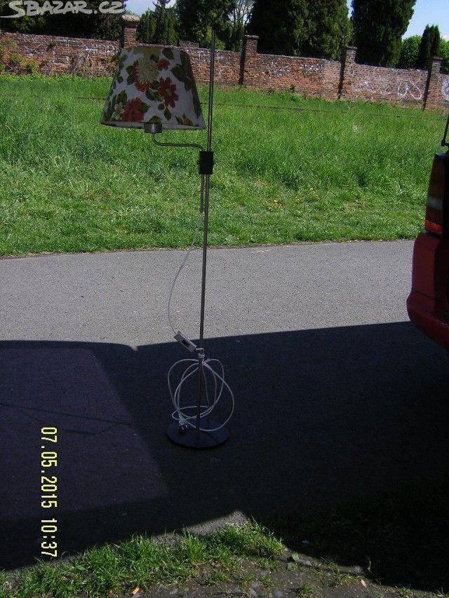 prodám lampu z pozůstalosti. cenu nabídněte - obrázek číslo 1