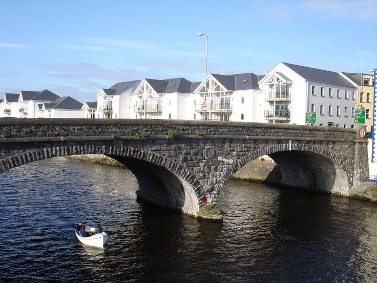 Enniskillen, Northern Ireland. Irlanda de Nord.