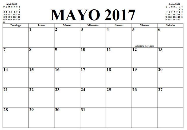 Resultado de imagen de MAYO  2017 word