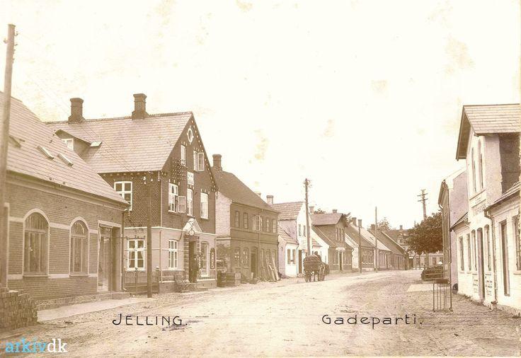 arkiv.dk | Gormsgade set fra sydøst, ca.1905