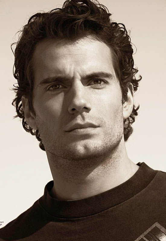 Henry Cavill from Man of Steel -  goodness, this guy is so gorgeous, it hurts! YUM!!!