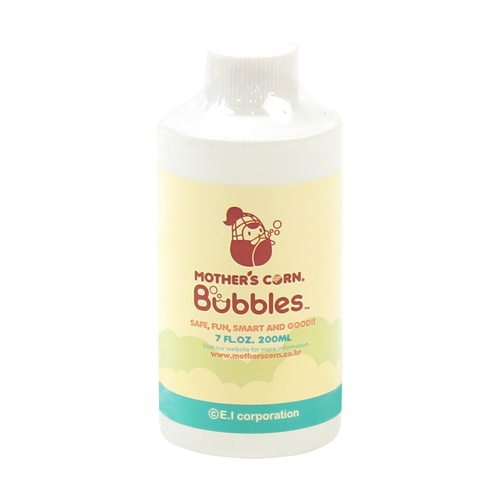 200ml bubble liquid(Refill) is made of natural cellulose extracted from trees, which is generally used for medical or food additives in ice cream or bread. Unique feature of this bubble liquid is you can blow STACKABLE, TOUCHABLE bubbles. Available at www.kidsberry.com.au