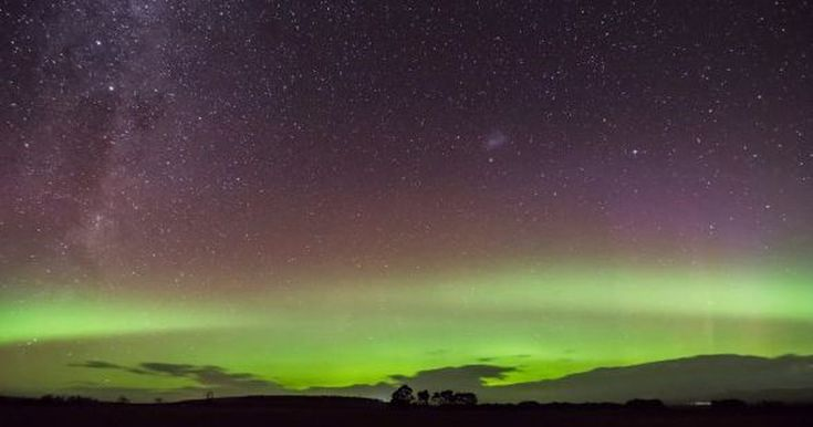 These glowing images of the Southern Lights are too beautiful for words