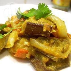 Baingan Bharta (aubergine curry) @ allrecipes.nl