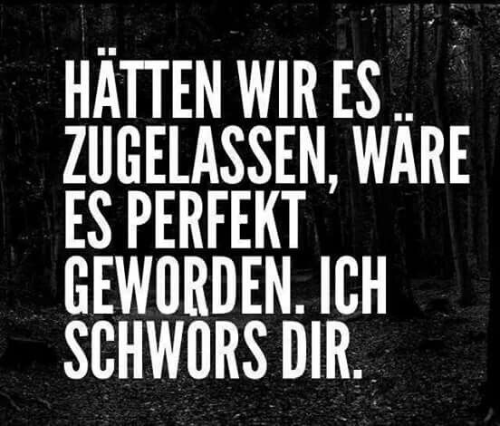Perfekt....