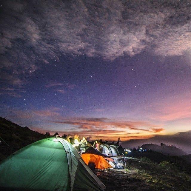 #exploreindonesia Photo by @dedytriyanav taken at Mt Prau  Wonosobo - Central Java by exploreindonesia