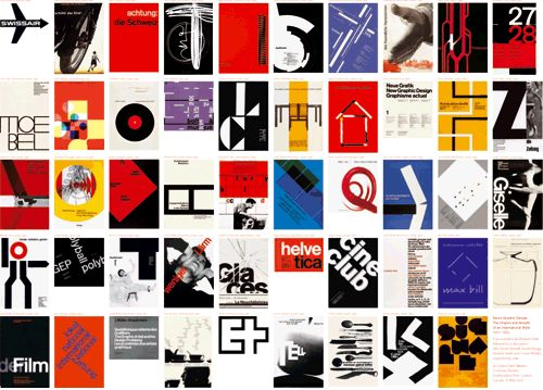 Swiss Graphic Design, Richard Hollis, Jannuzzi Smith