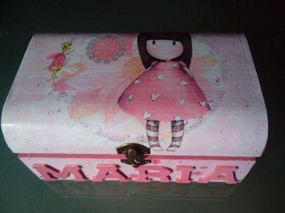 Cajas decoradas infantil Visite la pagina actiweb.es/coketerias cueli