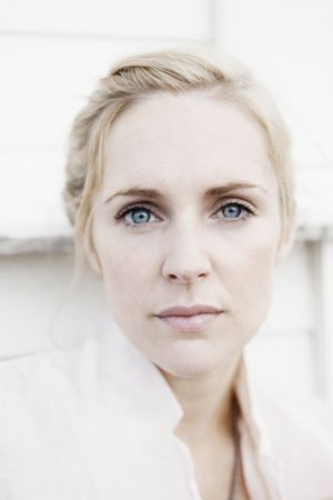 Agnes Obel - if she were an actress, she would have been the perfect Eowyn.