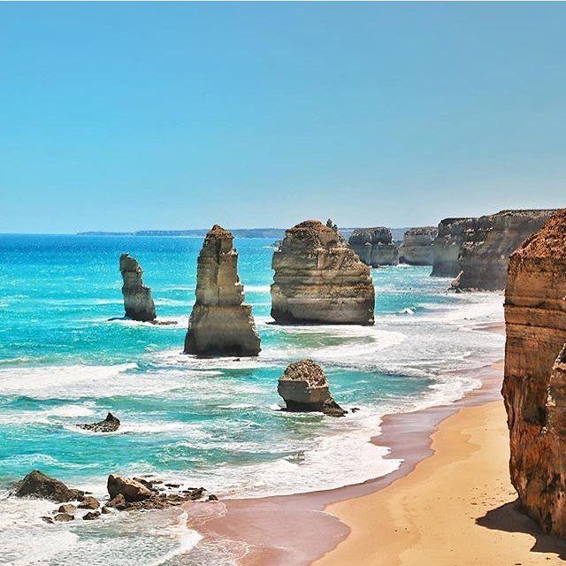 The Great Ocean Road Photo   @travellersplanet #Australia #Victoria #Travel #12Apostles
