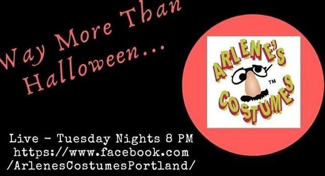 Portland Halloween Events 2020.Way More Than Halloween Live On Fb Tonight Tuesday