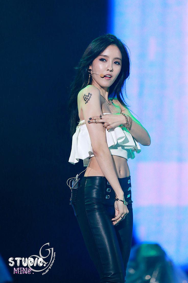 image Hyomin nice body kpop porn