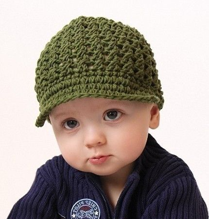 hat!  No link but it's cute.  Maybe, I can figure out something similar.
