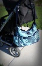 Blue Oasis Nappy Bag - Summer!!