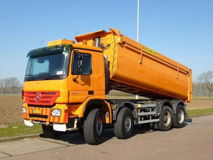 For sale: Used and second hand - Tipper MERCEDES-BENZ 4150