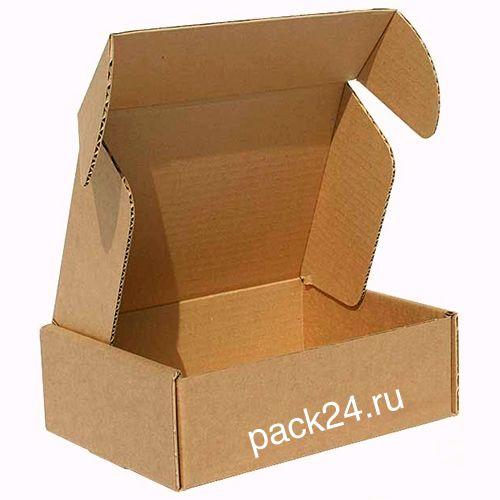 Почтовая коробка Тип Д, №2, без логотипа
