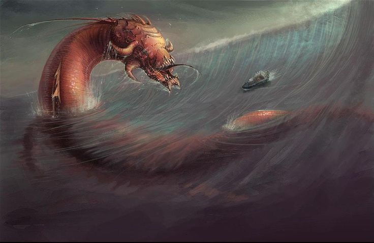 leviathan in the bible | Mythical Creatures | 16th century ...  leviathan in th...