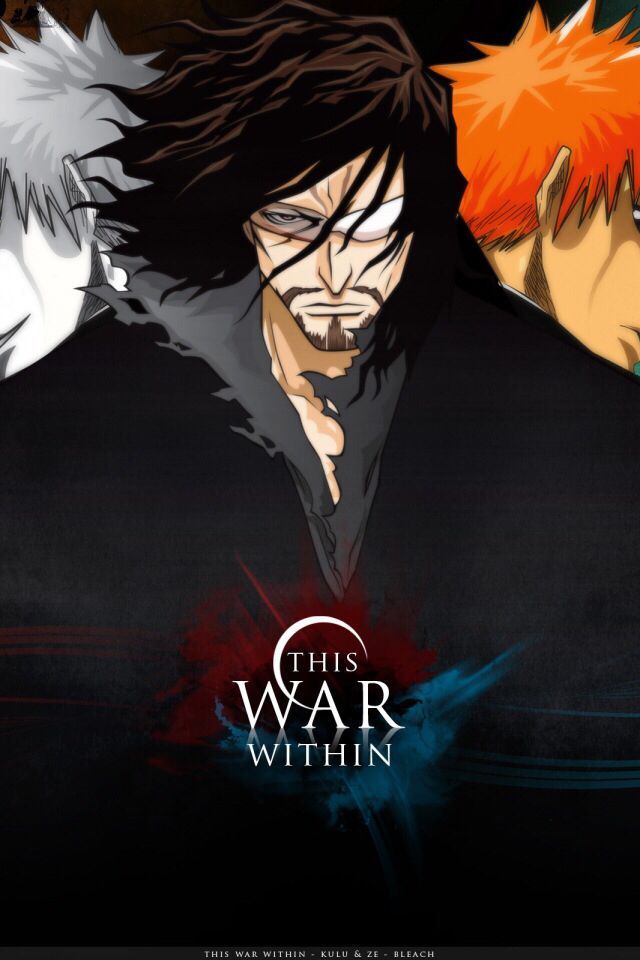 Bleach, iPhone wallpapers and Wallpapers on Pinterest