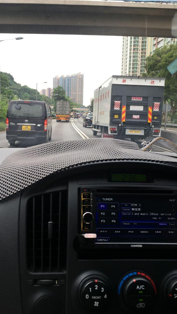 Hong Kong Taxi Rides and Moving House