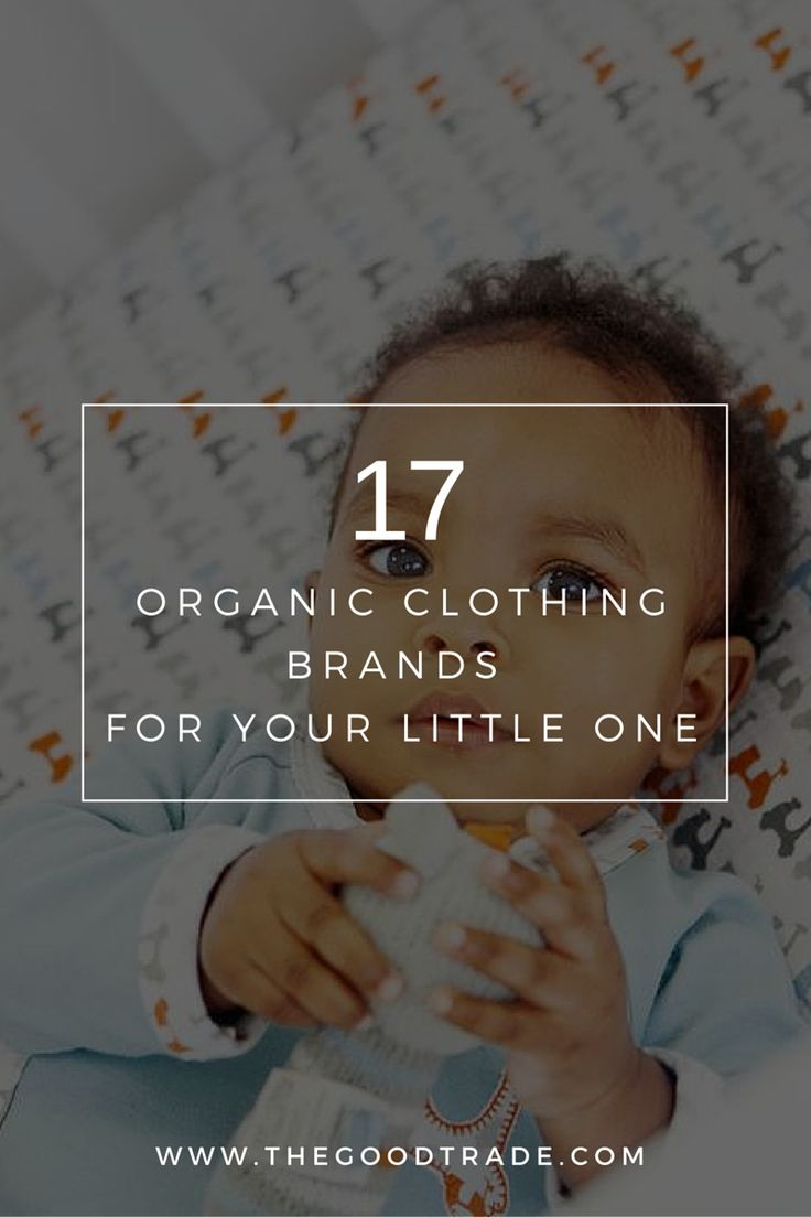 These 34 organic baby clothes brands are caring for your little one and the environment through their adorable organic clothing lines for kids and babies. Check out the full list!