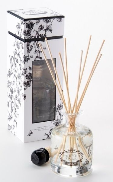 Portus Cale Floral Toile Room Diffuser, Portus Cale Room Diffuser Range by Camdise