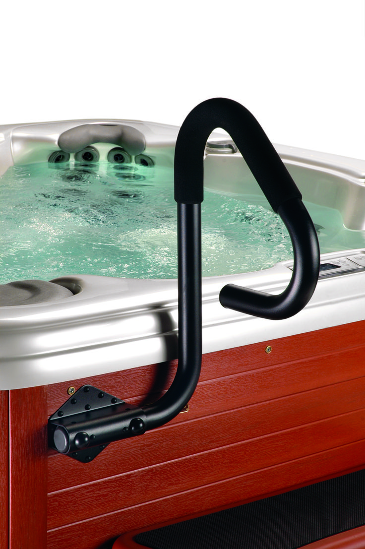 SmartRail Hot Tub Hand Rail | Hot Tub Accessories Canada