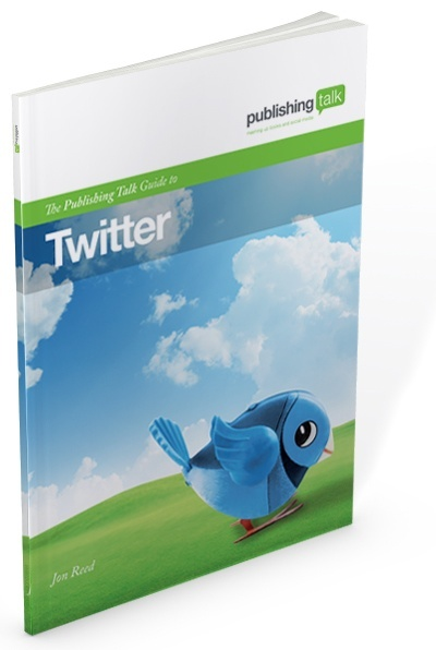 """Writing - the first of my Publishing Talk guides, """"The Publishing Talk Guide to Twitter"""" launched in 2011. Currently available in PDF and Kindle editions."""