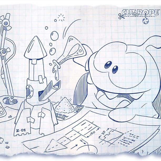 Om Nom is working on a sweet new rocket fuel in Applied Science. It's made from liquid-sugar, left-over bonbons, and ultimate-mega-powder (borrowed from the Pudding Monsters). What should he call his new rocket fuel? Cut the Rope: Time Travel * iPhone or iPod touch: h