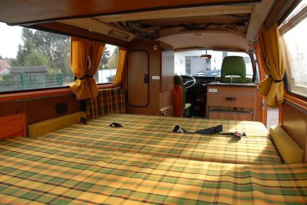 Vw T2 Bus Camper Wohnmobil Aus Langenfeld Bei Erento Com